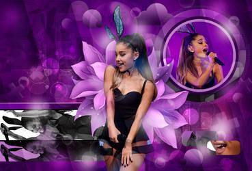 Ariana Grande {Be my baby} by GoddessSellyGomez