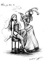 Welcome my dear... by Little-Endian