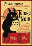 Le Totoro Noir