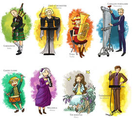 Little musicians - page 5