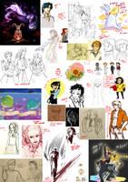 Winter2010-2011UnfinishedWorks by Little-Endian