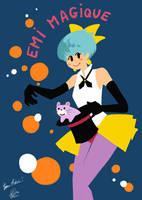 Magical Emi by Little-Endian