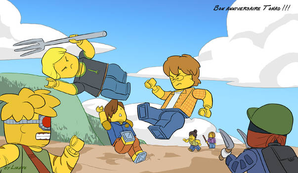 Les Legos du Chaos