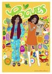 [Leaves] Sixties sisters