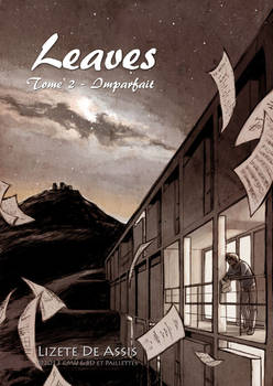 [Leaves] Tome 2 - cover