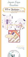 [Japan Expo 2015]  Goodie Bd Et Paillettes