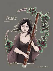 [BDP - ArtN] Aude by Little-Endian