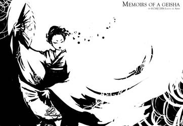Memoirs of a geisha by Little-Endian