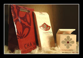 Cha Wan Packaging Design by 9TyNine