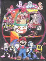 Dream Brawl by Marioshi64