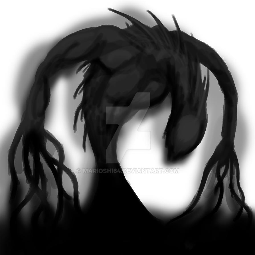 Shadow Monster by Marioshi64 on DeviantArt  Shadow Monster ...