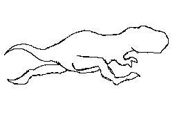Running T Rex Test by Marioshi64