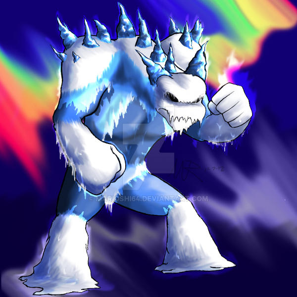 Tundroth: Mountain Behemoth by Marioshi64