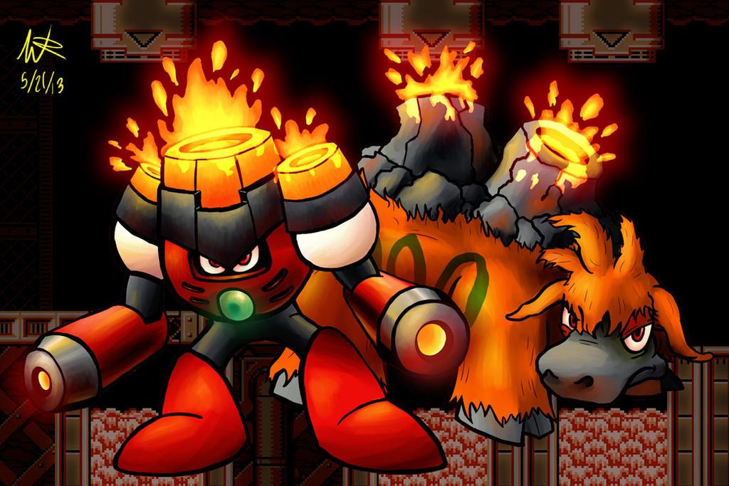 Magma by Marioshi64