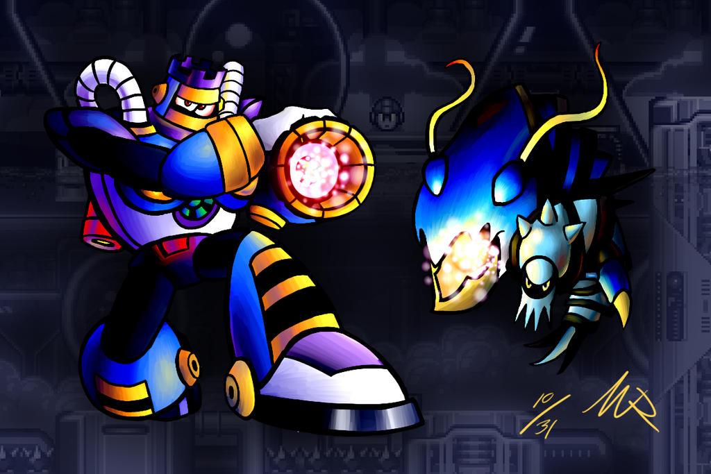 Burst by Marioshi64