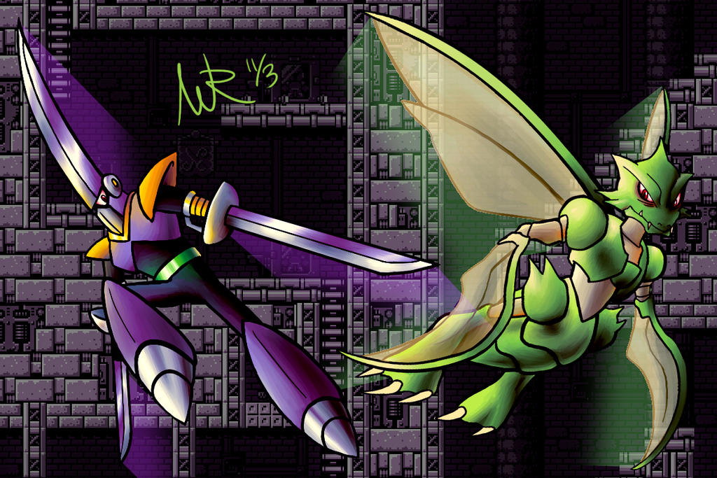 Blade by Marioshi64