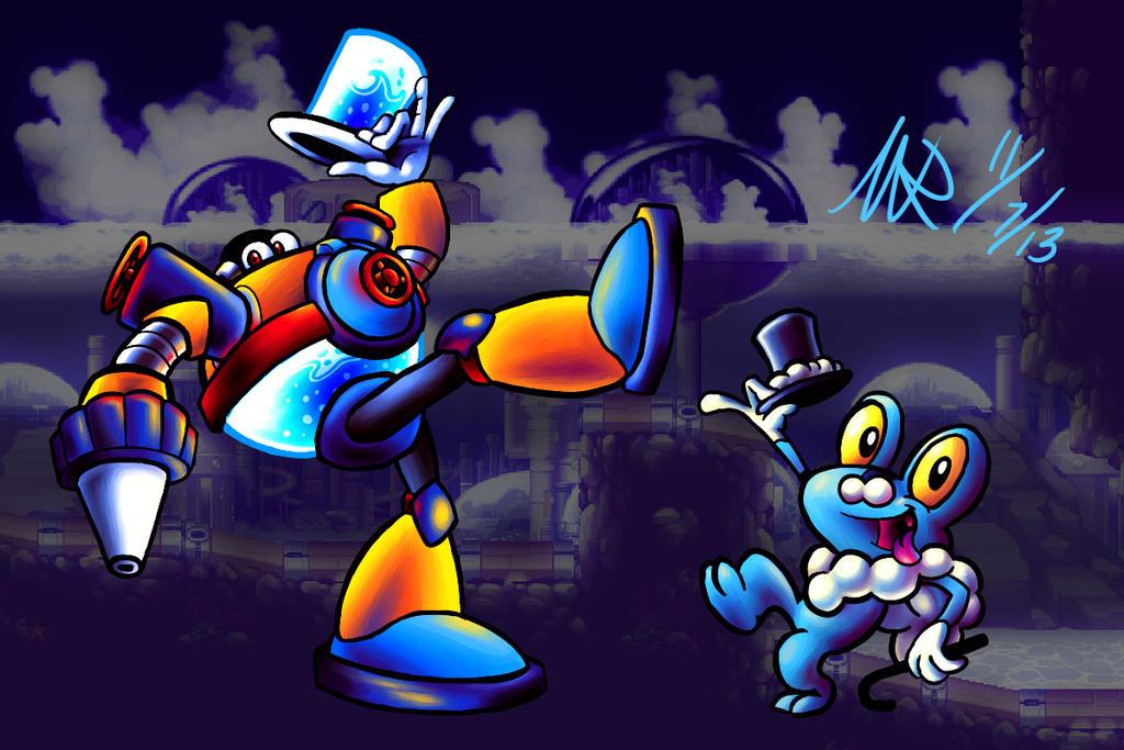 Aqua by Marioshi64