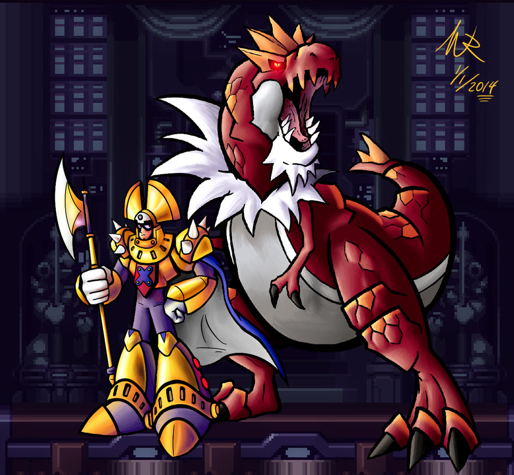 King by Marioshi64