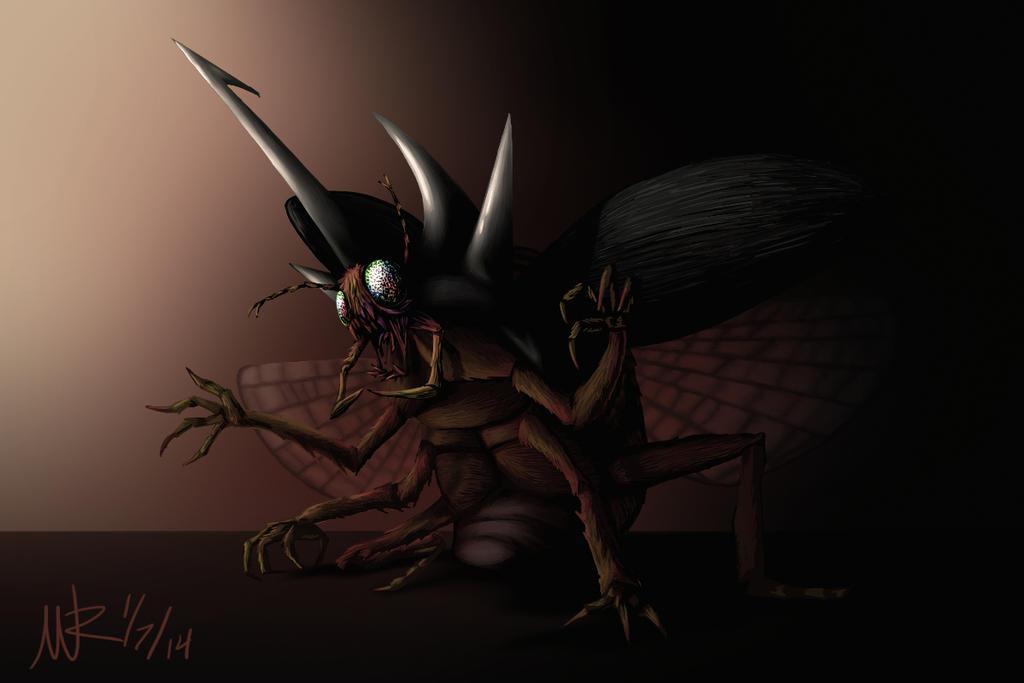 Rhino Beetle by Marioshi64