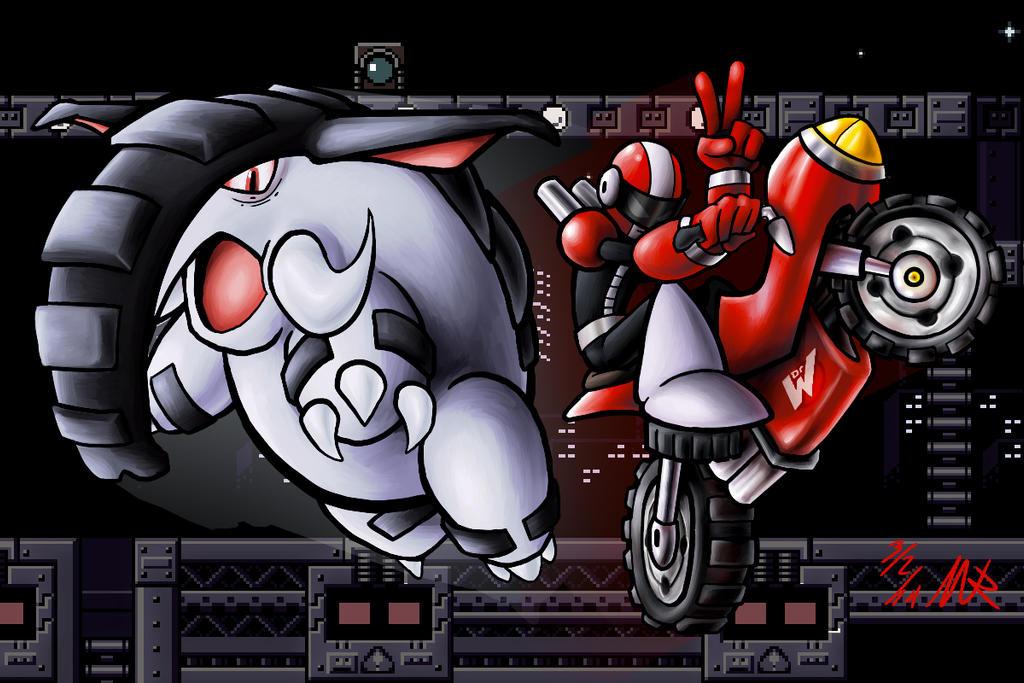 Nitro by Marioshi64