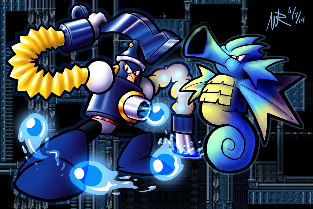 Pump by Marioshi64