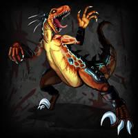 Riptor's Return by Marioshi64