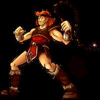 Simon Belmont for Smash by Marioshi64