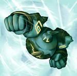Super Fighting Golurk