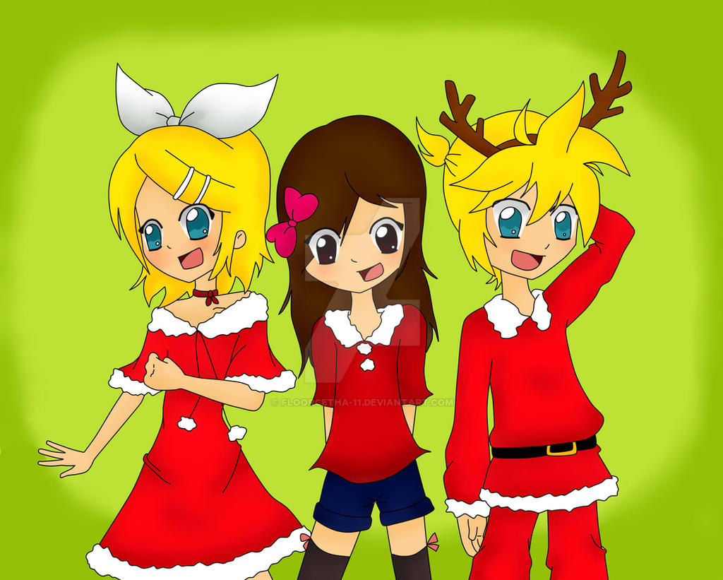 Feliz Navidad mahaleht! by floorcetha-11