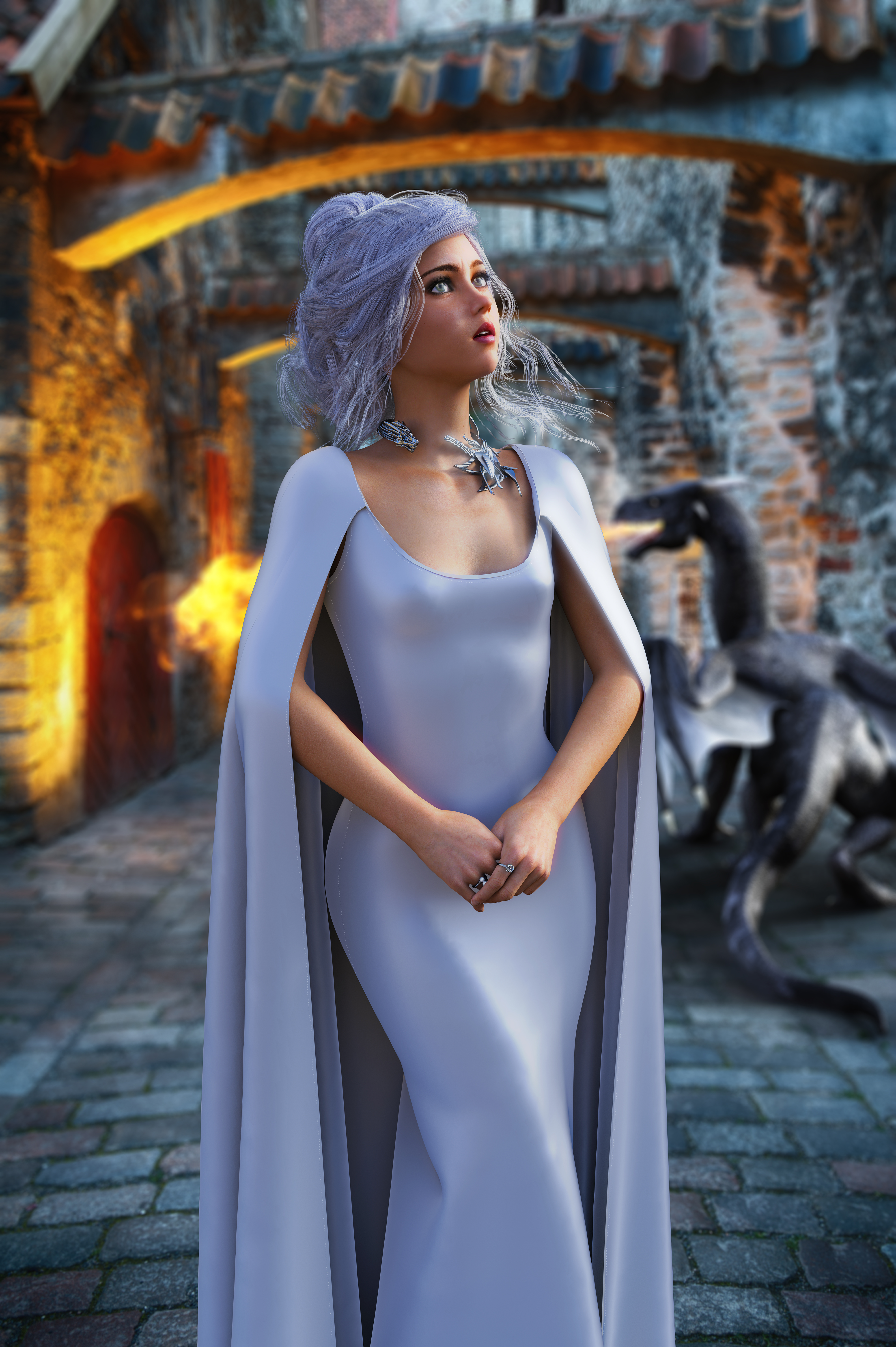 Mother of Dragons by jsgknight