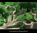 Garden of a Thousand Stairs