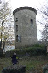 Lestat at Magnus's Tower - Vampire Chronicles by Carancerth