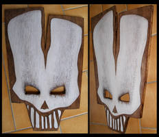 Warcraft Troll's Voodoo Mask