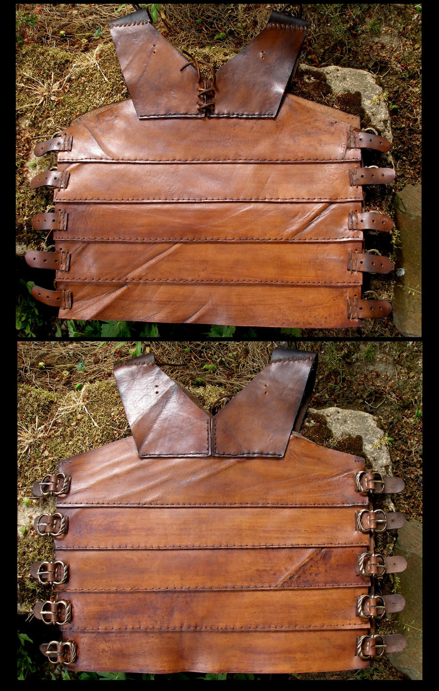 Rohirrim leather Armor by Carancerth