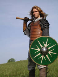 Rohirrim Warrior - The Lord of the Rings