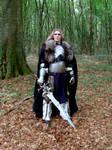 Arthas as Death Knight - 1st step
