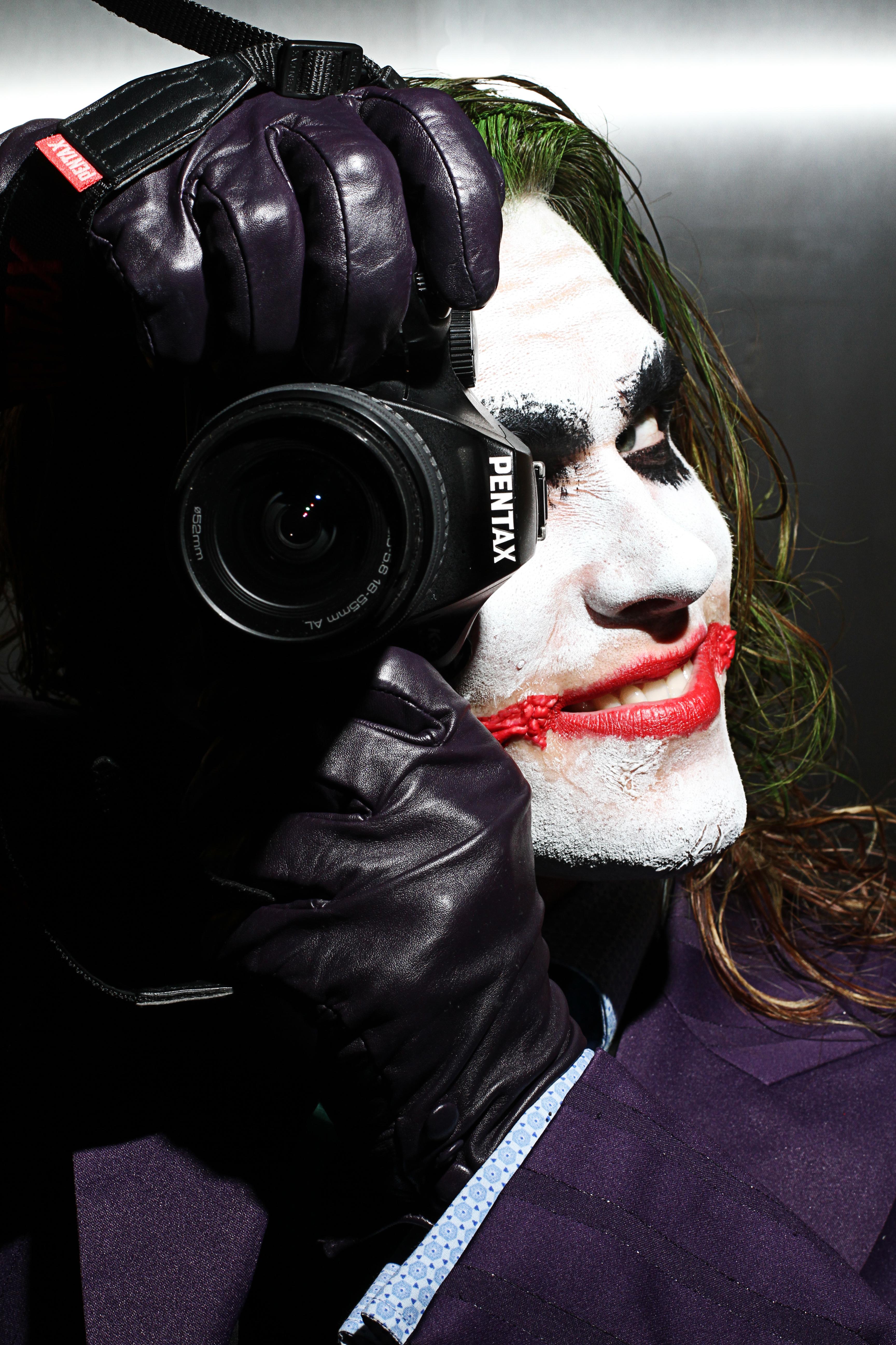 Killing Joke - Batman Comic ref for Joker Cosplay by Carancerth