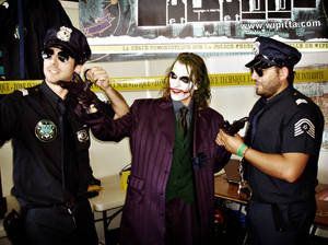 Joker is wipitta's prisoner