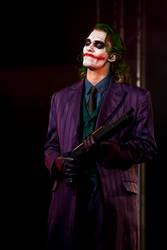 Psychosocial - Joker Cosplay
