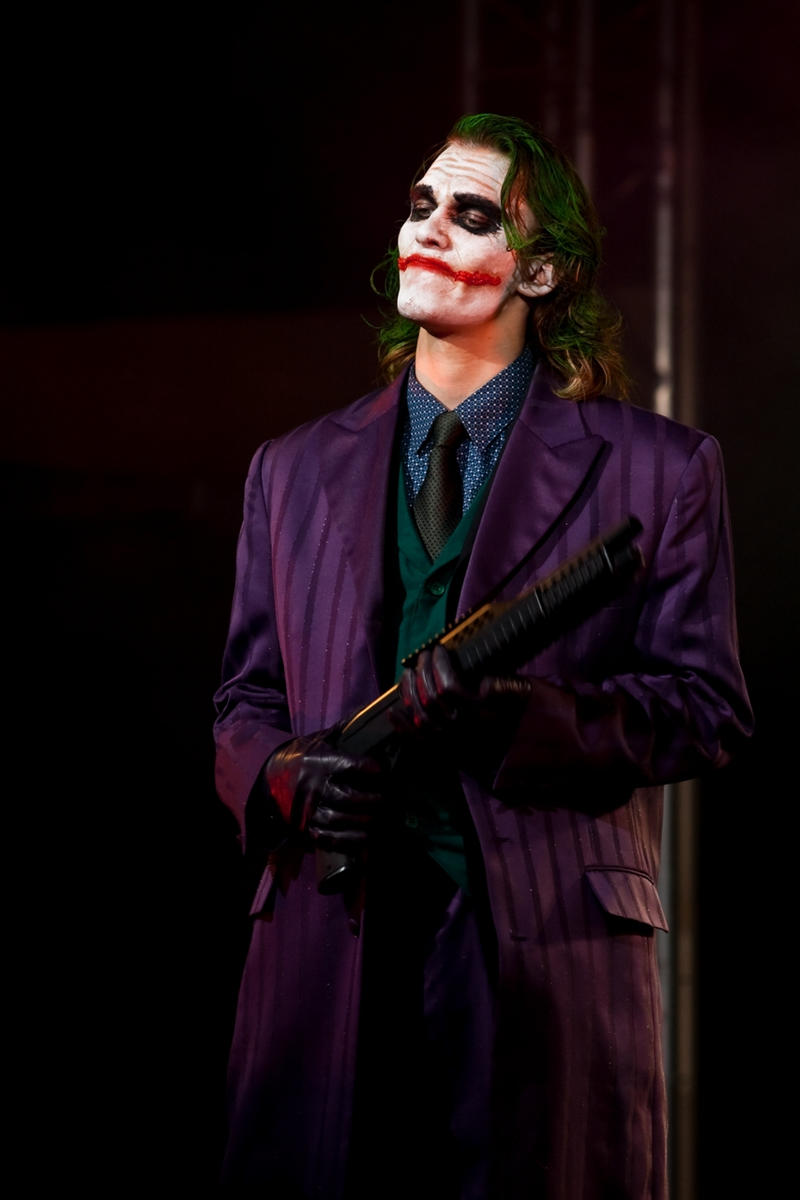 Psychosocial - Joker Cosplay by Carancerth