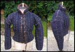 Gambeson, padded garnment