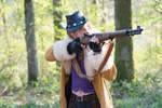 Irvine kinneas - Best shooter in Garden