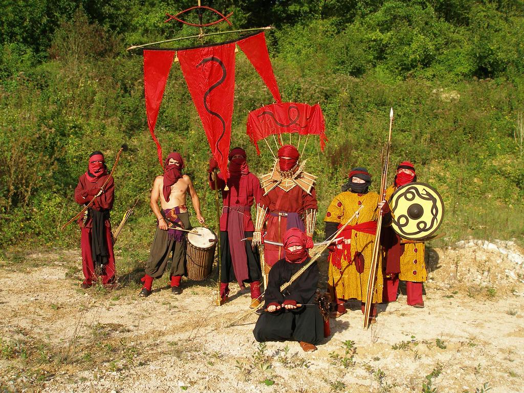 Haradrim Tribe by Carancerth