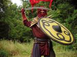 The Snake Tooth - Haradrim warrior