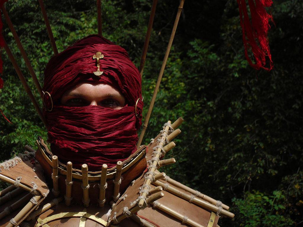 Haradrim Portrait by Carancerth on DeviantArt