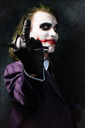 My Gift To You - Joker cosplay