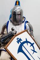 Lordaeron Footman - World Of Warcraft - Alliance by Carancerth