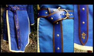 Warcraft - Alliance - Lordaeron Captain's Belt