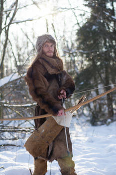 Rahan, The Winter Hunter