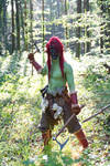 New Troll Here! - Warcraft - Horde Cosplay
